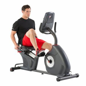 recumbent bike for tall people