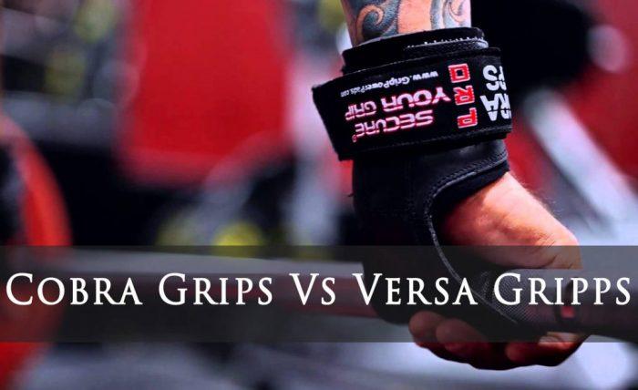 Cobra Grips vs Versa Gripps