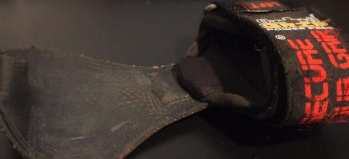 cobra grips stitching