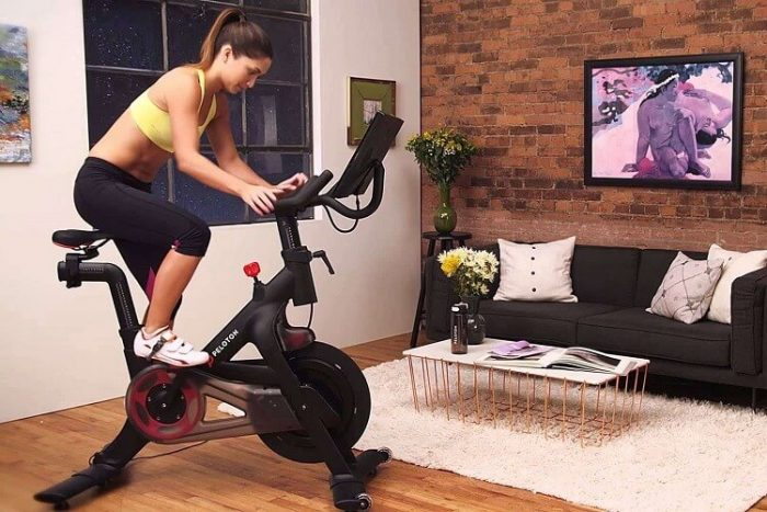 exercise bike for heavy person
