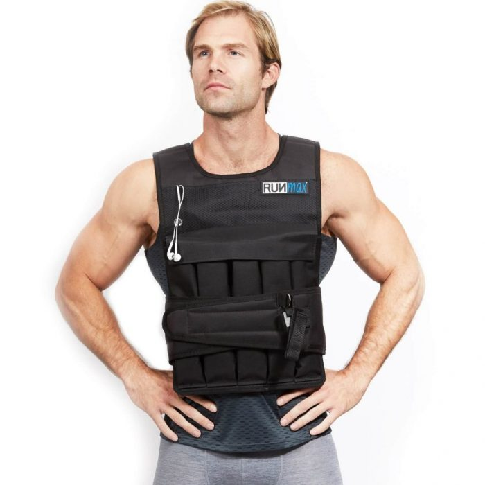 calisthenics weight vest