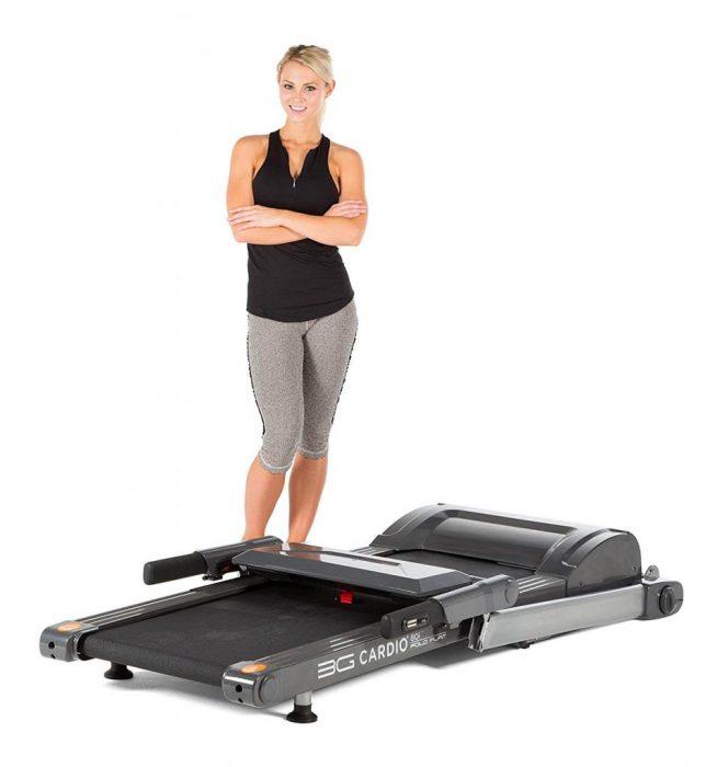 3G Cardio 80i folding treadmill