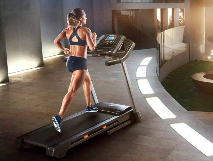 quiet treadmills for apartment
