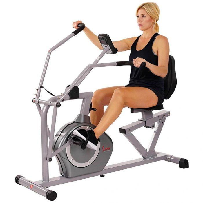 Sunny Health & Fitness RB-4708 Recumbent Exercise Bike