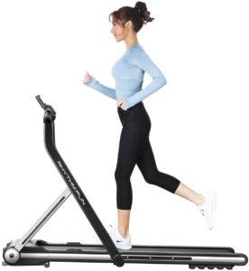 Rhythm Fun Electric folding Treadmill under desk