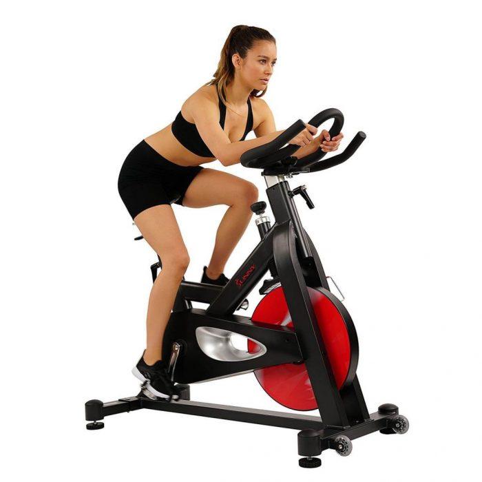 Sunny SF-B1714Magnetic Belt Drive Indoor Cycling Bike