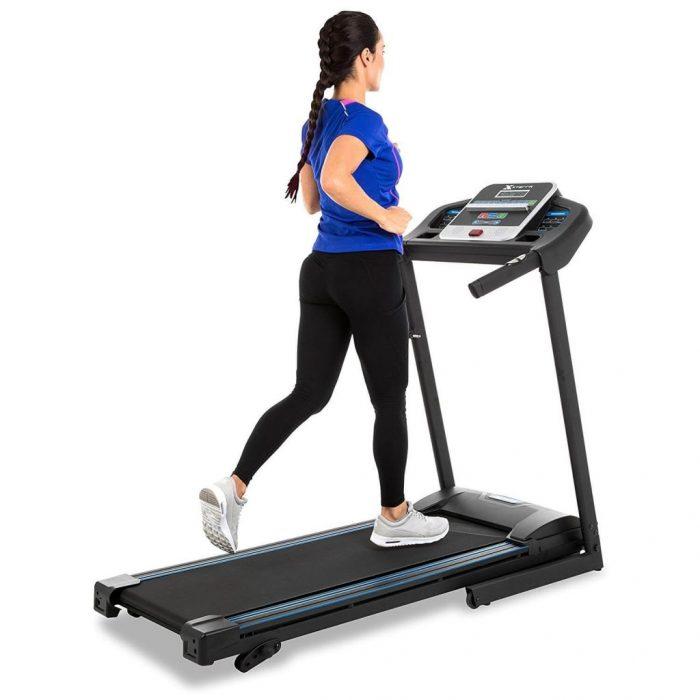 XTERRA TR150 Folding Treadmill Review